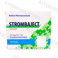 Balkan Strombaject Aqua 50 mg/ml, 1ml